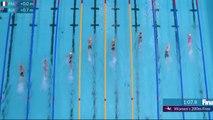 Mondiaux de natation 2019 : Charlotte Bonnet se qualifie pour la finale du 200m nage libre