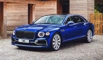 VÍDEO: Bentley Flying Spur First Edition 2020, lujo a la enésima potencia