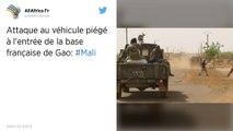 Mali : Attaque à la voiture piégée à Gao : trois militaires français et estoniens blessés