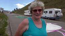 Hautes-Alpes : les fans du Tour de France sont déjà en place dans le col de Vars