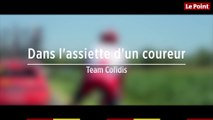 Tour de France 2019 : dans l'assiette d'un coureur
