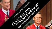 A Beautiful Day in the Neighborhood Trailer 11/22/2019