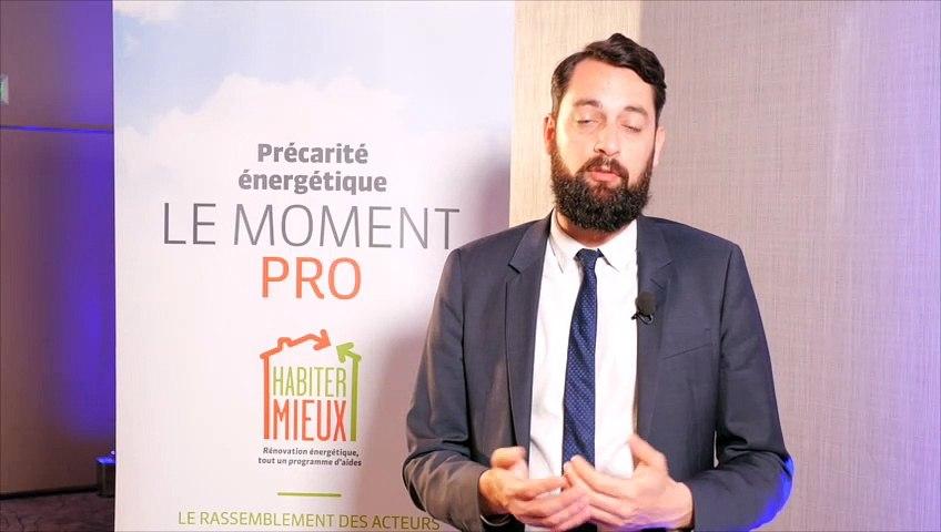 """Moment Pro Habiter Mieux  - Organiser les """"parcours de travaux"""" - Sébastien SAUVAGET"""