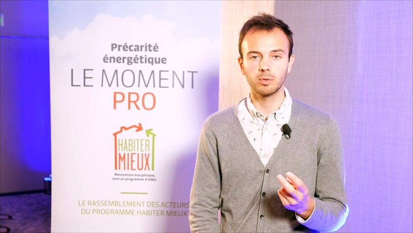 """Moment Pro Habiter Mieux  - Organiser les """"parcours de travaux"""" - Rémi BABUT"""