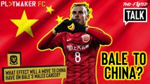 Two-Footed Talk | How Bale's move to China could save Wales' Euro 2020 campaign