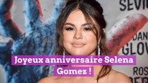 Selena Gomez fête ses 27 ans retour sur son parcours précoce