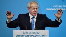 Boris Johnson chosen to be next UK prime minister