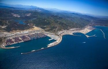 Visite guidée du complexe portuaire Tanger Med