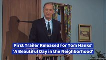 Tom Hanks Takes His Role As Fred Rodgers Seriously