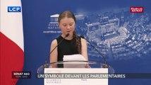 Greta Thunberg au Parlement: « Elle est venue dire son désarroi à la représentation nationale »