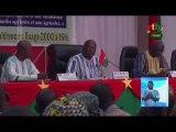 RTB/3ème forum national de l'économie informel - Entretien du président du Burkina Faso avec les acteurs du secteur informel