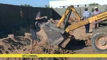 Tunisia struggling to bury drowned migrants
