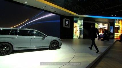The Volkswagen Passat Estate R-Line Edition World Premiere