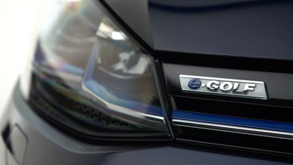 A look at the Volkswagen e-Golf