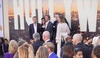 Les stars réunies pour la première de «Once Upon a Time... in Hollywood»