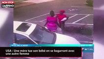 USA : Une mère tue son bébé en se bagarrant avec une autre femme (vidéo)