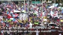 Manifestation massive à Porto Rico pour demander le départ du gouverneur