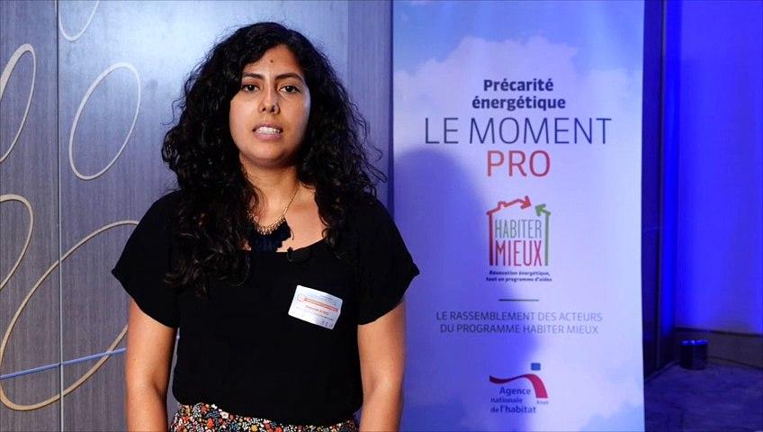 """Moment Pro Habiter Mieux  - Organiser les """"parcours de travaux"""" - Deborah AYRES"""