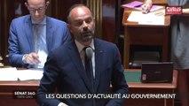 Le rendez-vous de l'information sénatoriale. - Sénat 360, 100% Questions d'actualité au Gouvernement (23/07/2019)