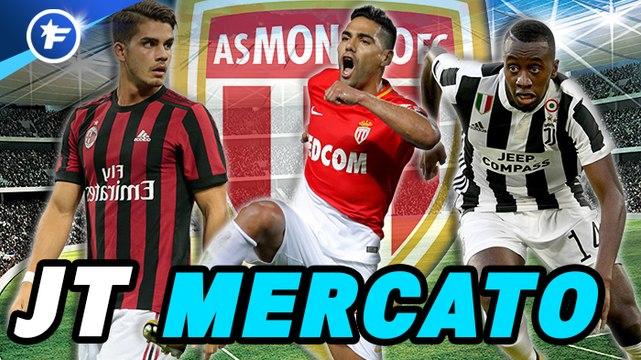 Journal du Mercato : ça bouge de tous les côtés à Monaco, le Milan AC joue avec le feu