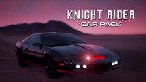 Rocket League - Bande-annonce du Car Pack Knight Rider (K 2000)