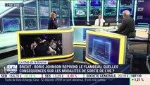Le Club de la Bourse: Delphine Liou, Julien Nebenzahl, Franck Dixmier et Jean-Louis Cussac - 23/07
