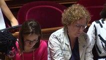 """QAG - Chantal DESEYNE """"Ma question concerne l'endettement de l'UNEDIC et la réforme de l'assurance-chômage."""""""