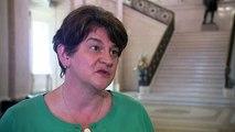Arlene Foster: Boris Johnson 'understands' DUP