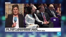 Boris Johnson victory emected Tory leader analysis by Benedicte Paviot