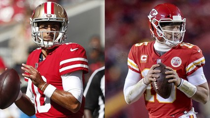 Dee Ford discusses the similarities between Jimmy G, Mahomes