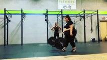 Whitney Way Thore Weight Lifting