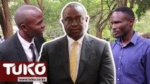 Kenyans angry reactions to Kimwarer abd Arror dams lost billions.
