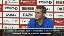 """Barça - Valverde : """"Nous avons besoin de Griezmann"""""""