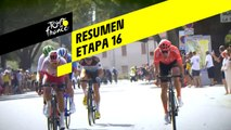 Resumen - Etapa 16 - Tour de France 2019
