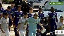 RSC Anderlecht  1-3 PAOK - Full Highlights 23.07.2019