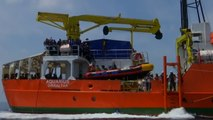 A Boat Will Set Sail To Rescue Migrants In The Mediterranean