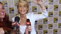 Terminator: Dark Fate cast geeks out on Linda Hamilton