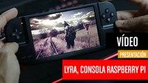 Lyra, la consola portátil con una Raspberry Pi dentro