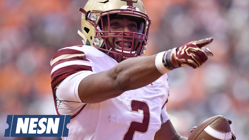 Boston College Features Two Players On Preseason All-ACC Team