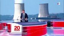 La canicule paralyse les centrales nucléaires