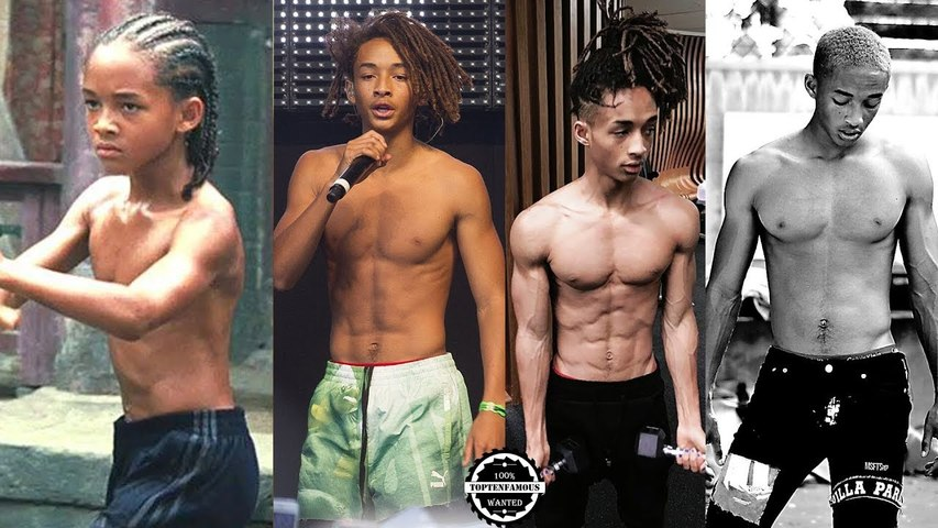 Jaden Smith Transformation - From 0 to 19 Years Old