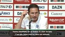 """Chelsea - Lampard : Abraham, Giroud ou Batshuayi ? """"Il y a de la concurrence"""""""