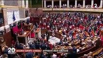 Ceta : le traité de libre-échange ratifié ne fait pas l'unanimité