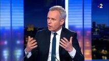 """En colère, l'ex-ministre François de Rugy s'en prend à Médiapart : """"Mediapart pratique un journalisme de démolition"""""""