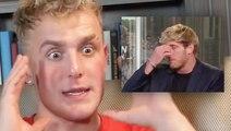 Jake Paul Reacts To Logan Paul Pink Eye Revelation In Awkward Video