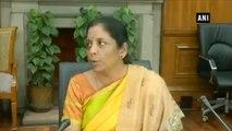 First Defence Corridor Will Be Built Starting From Tamil Nadu -  Nirmala Sitharaman