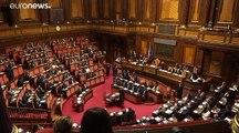 Italiens Regierung in Gefahr?
