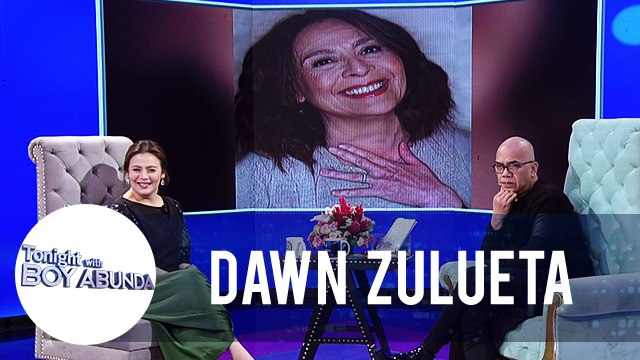 Dawn shares her dream roles | TWBA