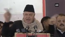 'How Many Pakistans Will You Make', Farooq Abdullah Slams BJP