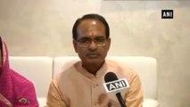 CM Shivraj Celebrates 'Ram Navami' At His Residence
